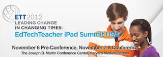 ETT iPad Summit Banner