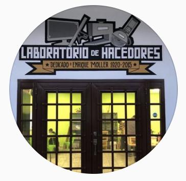 Hacedores Instagram Logo